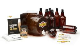 Beer Brewing Kit, Premium Edition