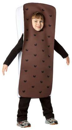 Ice Cream Sandwich Child Costume: 4-6X