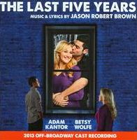The Last Five Years [2013 Off-Broadway Cast Recording]