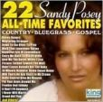 CD Cover Image. Title: 22 All-Time Favorites, Artist: Sandy Posey