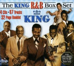 The King R&B Box Set