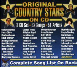 Original Country Stars On CD