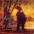 CD Cover Image. Title: Keys To The Heart: Romantic Solo Piano, Artist: David Osborne