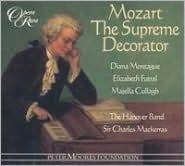 Mozart: The Supreme Decorator