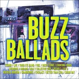 Buzz Ballads [Single Disc]