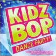 CD Cover Image. Title: Kidz Bop Dance Party!, Artist: Kidz Bop Kids