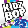 CD Cover Image. Title: Kidz Bop, Vol. 25, Artist: Kidz Bop Kids