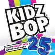 CD Cover Image. Title: Kidz Bop, Vol. 25, Artist: Kidz Bop Kids