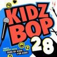 CD Cover Image. Title: Kidz Bop, Vol. 28, Artist: Kidz Bop Kids