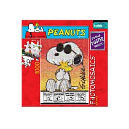 PEANUTS Photomosaics 1000pc Puzzle - Joe Cool