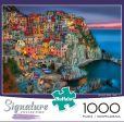 Product Image. Title: Signature 1000 Piece Puzzle - Cinque Terre