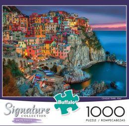 Signature 1000 Piece Puzzle - Cinque Terre