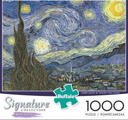 Signature Series 1,000 - Starry Night #1421