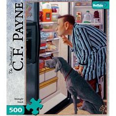 CF Payne - Midnight Snack: 500 Pcs