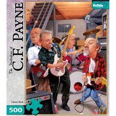 CF Payne - Classic Rock: 500 Pcs