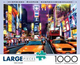 Large 1000 Piece Puzzle - Times Square