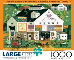 Large 1000 Piece Puzzle - Peppercricket