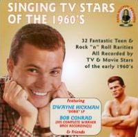Singing TV Stars Of The 1960's