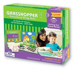 Grasshopper Preschool Prep-Getting Our Hands Ready
