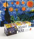 Product Image. Title: Master Kitz The Starry Night