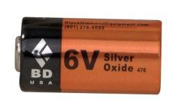 Black Diamond 355282 6-Volt Battery - A544
