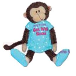 First & Main 6004 Mendin Monkey 13 Inch