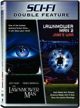 Lawnmower Man/Lawnmower Man 2