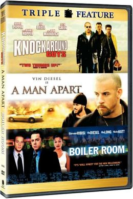 Man Apart/Boiler Room/the Knockaround Guys