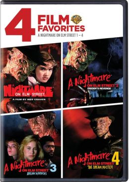 Nightmare on Elm Street: 4 Film Favorites