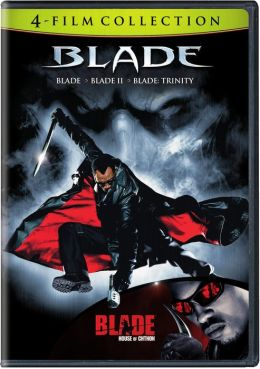 Blade Collection: 4 Film Favorites