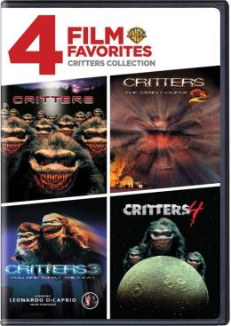 Critters Collection: 4 Film Favorites