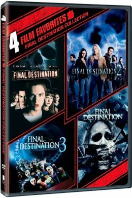 Final Destination Collection: 4 Film Favorites
