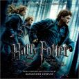 CD Cover Image. Title: Harry Potter and the Deathly Hallows, Pt. 1 [Original Score], Artist: Alexandre Desplat