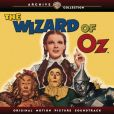 CD Cover Image. Title: The Wizard of Oz [Original Soundtrack]