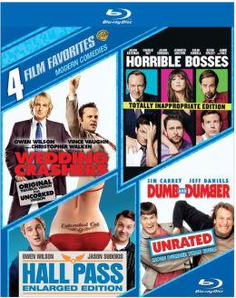 4 Film Favorites: Modern Comedies