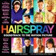 CD Cover Image. Title: Hairspray [2007 Soundtrack], Artist: