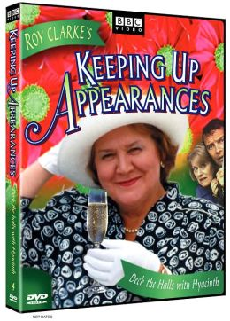 Keeping up Appearances: Deck the Halls with Hyacin