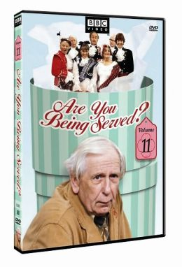 Are You Being Served, Vol. 11