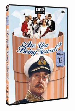 Are You Being Served, Vol. 13