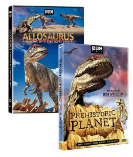 Prehistoric Planet: Comp Dynasty & Allosaurus