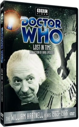 Doctor Who: Lost in Time - the William Hartnell Years 1963-1966