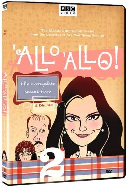 Allo Allo: Complete Series Two