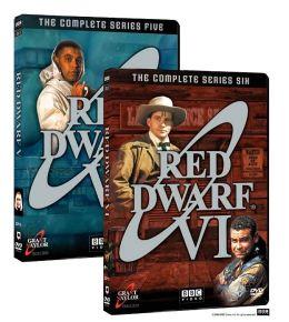 Red Dwarf - Series 5 & 6