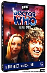 Doctor Who: City of Death - Episode 105