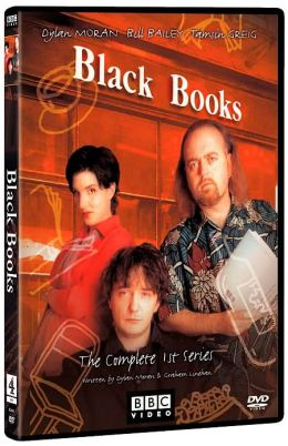 Black Books: the Complete 1st Series
