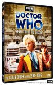 Video/DVD. Title: Doctor Who: Revelation of the Daleks