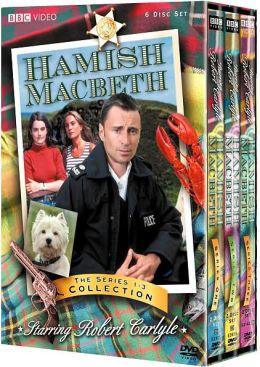 Hamish Macbeth - Series 1-3 Collection