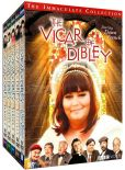 Video/DVD. Title: The Vicar of Dibley - The Immaculate Collection