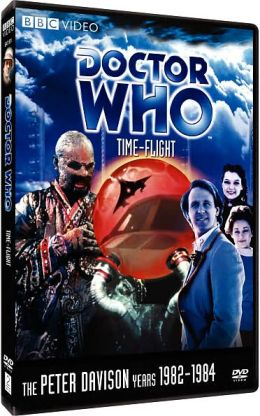 Doctor Who - Time-Flight - Episode 123