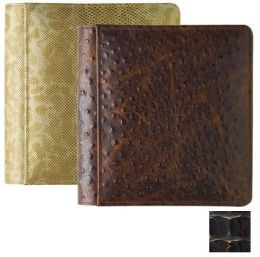 Raika BC 103 BRONZE 5in. x 7in. Single Pages Photo Album - Bronze